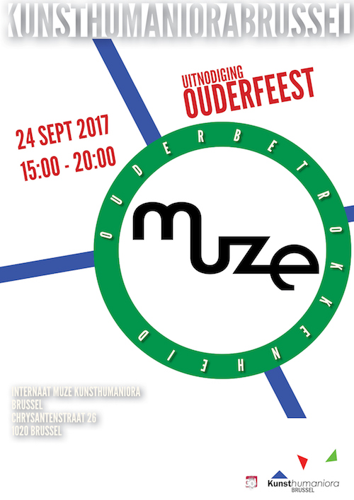 Ouderfeest Internaat - 24 september 2017