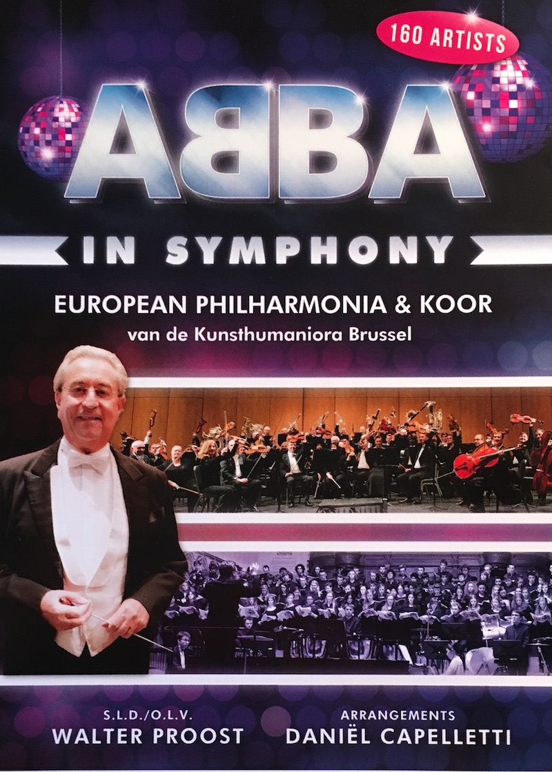 ABBA in symphony - 6 December 2017