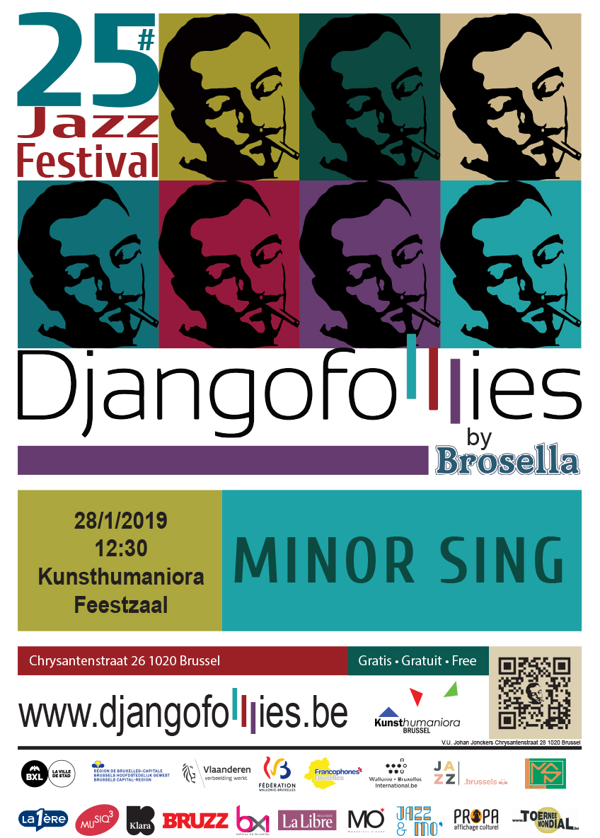 Djangofollies - 28 januari 2019
