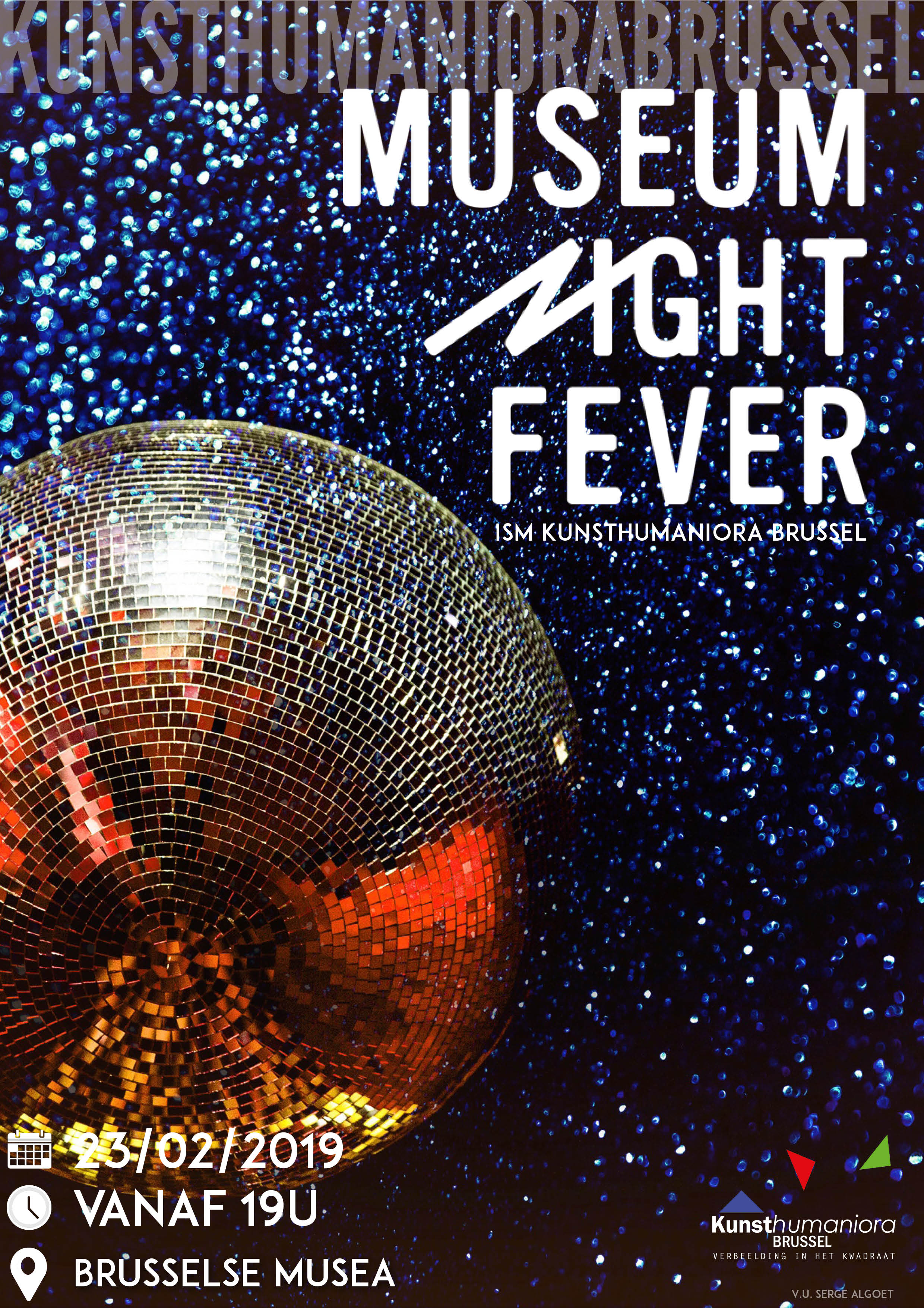 Museum Night Fever - 23 februari 2019